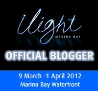 iLight Marina Bay Official Blogger